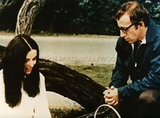 WOODY ALLEN JANET MARGOLIN TAKE THE MONEY AND RUN  1969 VINTAGE PHOTO ORIGINAL 5