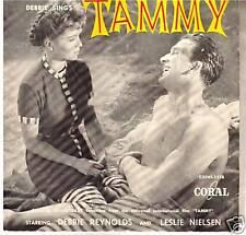 Tammy - 1957 Debbi Reynolds - Original Soundtrack EP