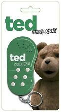 Ted In Your Pocket Talking Keychain