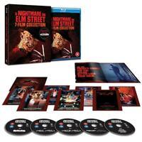 A Nightmare On Elm Street HMV Exc Premium Coll Bluray Slipcase Art Cards Sealed