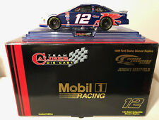 1/24 1999 Jeremy Mayfield #12 Mobile 1 Racing Nascar Diecast