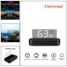 Car HD LED stereo imaging display HUD projector C100head-up display Universal
