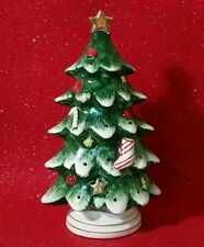 Vtg Lefton Christmas Tree * Hors D' Oeuvres * Appetizer * Toothpick