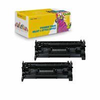 2 X Compatible 052 Toner Cartridge for Canon 052 image CLASS LBP214dw LBP215dw