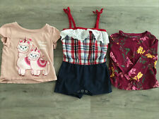 Toddler Girl Clothing Lot, 3 Items, 18-24 Months, Children's Place, Old Navy