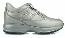 €360 HOGAN INTERACTIVE SWAROVSKI Scarpe DONNA SHOES Damenshuhe WOMEN 100%AUT