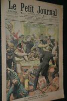 Le petit journal Supplément illustré N°834 / 11-11-1906 / Brigandage en Russie