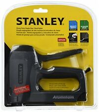 Stanley Hand Held SharpShooter Plus Heavy-Duty Staple/Brad Nail Gun Stapler Tool