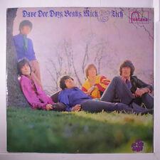 DAVE DEE, DOZY, BEAKY, MICK & TICH: If No One Sang LP (UK, corner bends, slight