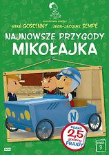 Mikolajek - Najnowsze przygody Mikolajka cz. 3 (DVD)   POLISH POLSKI