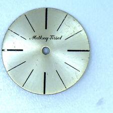 Antique Vintage MATHEY TISSOT Round Wrist Watch Dial Face 16 mm diameter  #W640