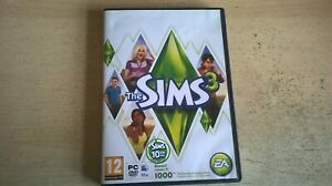 THE SIMS 3 : 10th ANNIVERSARY - BASE PC & MAC GAME FastPost COMPLETE WITH MANUAL