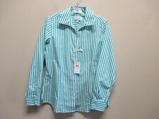 Foxcroft Striped Regular Size Tops & Blouses for Women