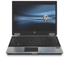 Laptop HP EliteBook 2540P Core i5 2.53Ghz 4 GB 80 GB WEBCAM Windows 8.1