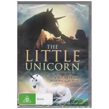 DVD LITTLE UNICORN, THE Joe Penny Emma Samms 1998 FANTASY ALL PAL REGIONS [BNS]
