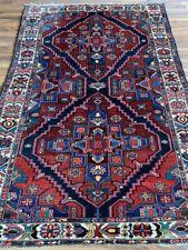 Bakhtiyar   140 x 212   Handgeknüpft   Orientteppich   Carpet   Rug