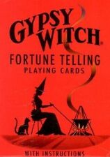 NEW Gypsy Witch Fortune Telling Playing Cards by Not Available