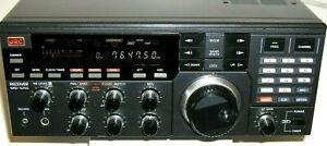 JRC NRD 525 WELTEMPFÄNGER KURZWELLENEMPFÄNGER 0-34 MHz DX, SSB, AM, FM, CW, RTTY
