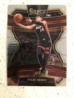 Tyler Herro 2019-20 Panini Select Concourse Base Rookie RC #63 Miami Heat QTY
