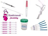 For  Insemination Kit IUI ICI Pregnancy & Ovulation Tests