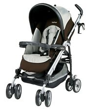 Peg Perego Pliko P3 travel system Standard Single Seat Stroller
