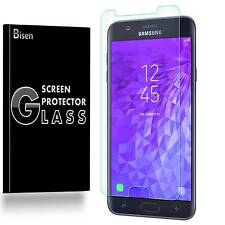 Samsung Galaxy J7 (2018) [2-PACK BISEN] Tempered Glass Screen Protector Guard