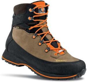Crispi Lapponia Evo GTX scarpe scarponi da trekking montagna caccia goretex