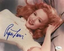 Piper Laurie Signed Authentic Autographed 8x10 Photo JSA COA #H97630