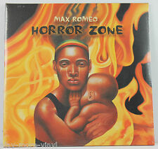 Max Romeo Horror Zone 2LP Vinyle 180 G UK 2016 nu racines Scellé! Lee Scratch Perry