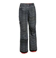 UNDER ARMOUR WOMEN'S COLDGEAR INFRARED CHUTES INSULATED PANTS BLACK/WHITE SZ: XL
