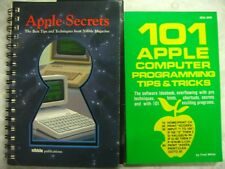 Apple Secrets Best Tips Techniques Nibble Mag pb 1985 1st + 101 tricks c32
