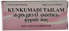 Kottakkal Acne Control Vaidya Arya Kumkumadi Tailam 10ml Bottle Free Shipping