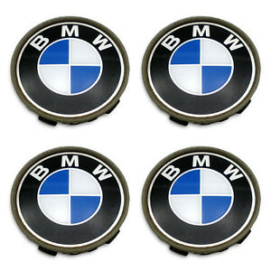 SET OF 4- BMW 323 318 325 525 OEM Hubcap Center Cap FREE SHIPPING