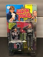 VINTAGE NEW IN PACKAGE MOON MISSION DR. EVIL AUSTIN POWERS ACTION FIGURE