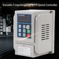Single/3-Phase Motor Governor Variable Frequency Drive Inverter CNC 220/380V xx