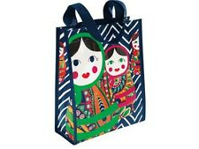 New Vera Bradley Venitian Paisley Russian Doll SMALL Market Tote Reusable Bag