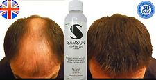 HAIR FIBRES HOLD LOCK SPRAY Fiber Fine Mist SAMSON for Hair Thickening Fibres