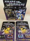 Transformers g1 Soundwave with Buzzsaw, Lazerbeak, Frenzy, Ravage and Rumble