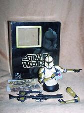 STAR WARS - Gentle Giant - Clone Trooper Sergeant Deluxe - 1/6