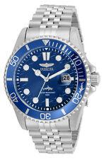 Invicta Men's Pro Diver Stainless Steel 43mm Quartz Watch 30609-30618