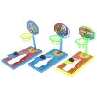2PC Pocket Finger Basketball Desktop Shooting Machine Anti-stress Kids Toy.FR