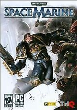 Warhammer 40k: Space Marine PC Game, Factory Sealed! Brand New!