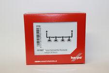 Herpa 051927 topscheinwerfer Console 8 Piece 1:87 H0 NEW ORIGINAL PACKAGING