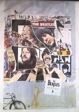 BEATLES Original shop Poster for 'Anthology 3'  16x24 inches
