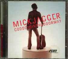 """◄ MICK JAGGER """"Goddess In The Doorway"""" CD-Album"""