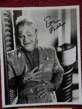 ETHAN PHILLIPS STAR TREK VOYAGER  ACTOR  AUTOGRAPHED PHOTO + COA