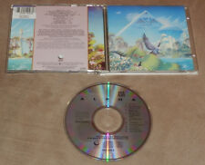 Asia Alpha CD 1983 Original Geffen Astra John Wetton Steve Howe Carl Palmer ***