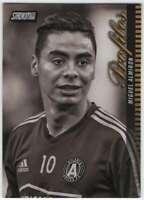 2018 Topps Stadium Club MLS Soccer Profiles #P-18 Miguel Almiron