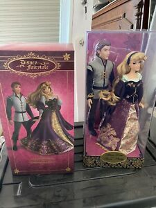 Disney Store Limited Edition Sleeping Beauty and Phillip Doll