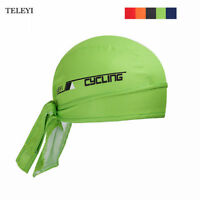 TELEYI Outdoor Sport Bicycle Hat Headband Riding Cycling Cap Bike Scarf 5-Colors